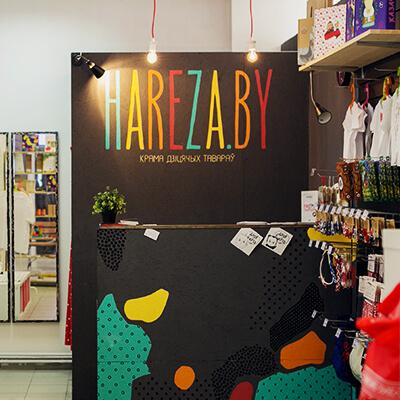 Оформление интерьера детского магазина